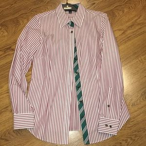 NWOT Brooks Brothers Non Iron Button Down 6